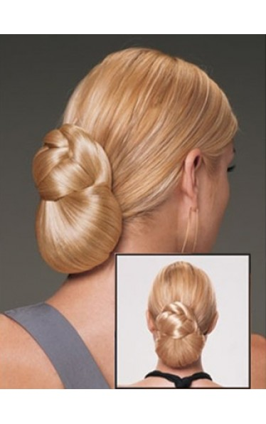 Braided Synthetic Bun
