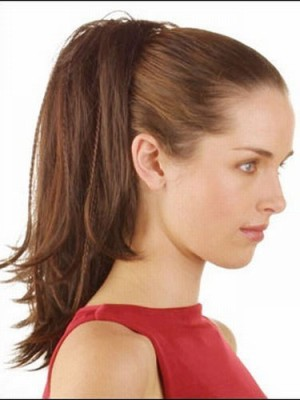 Synthetic Ponytail With Claw Comb Attachment Ponytail Haircut D4