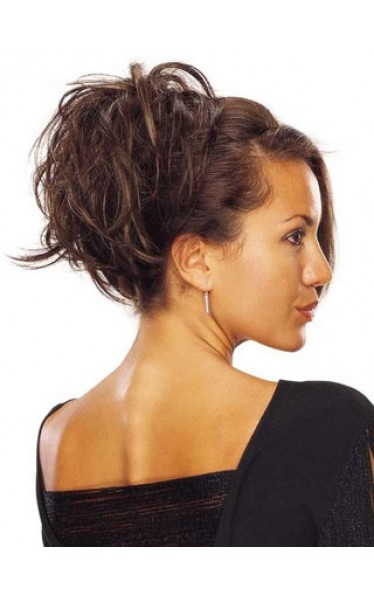 Straight Layers With Comb Attachment Twirl Up Wrap