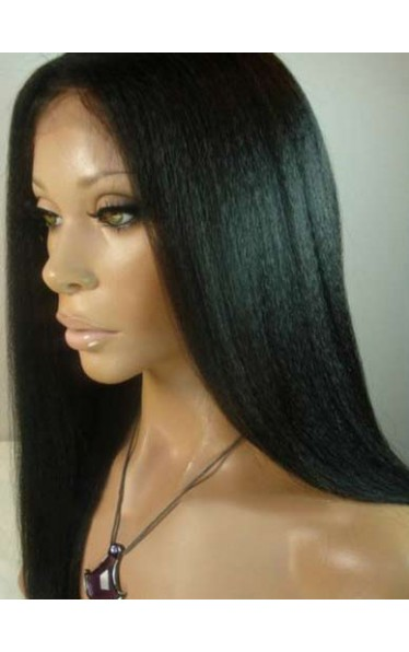 Fashion Straight U Part Capless Wig