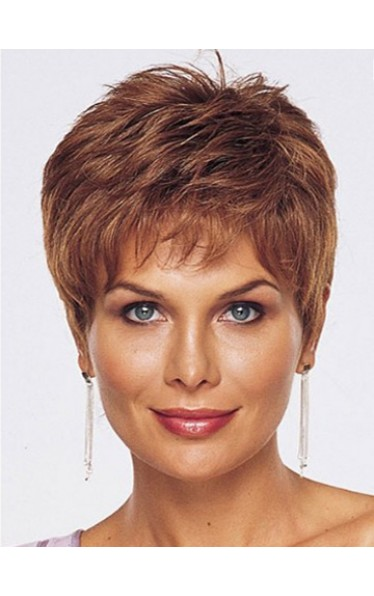 Hand Tied Lace Front Human Hair Wig
