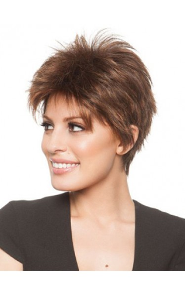 Short Capless Human Hair Wig