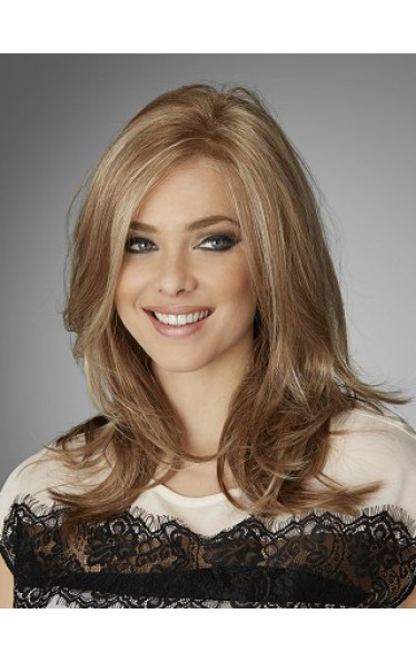 Women's Long Wavy Lace Wig