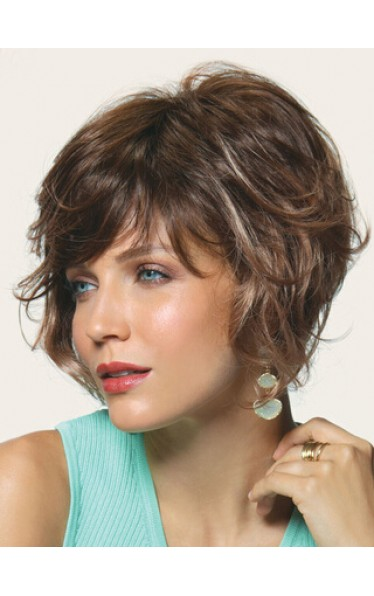 Capless New IN Human Hair Wig