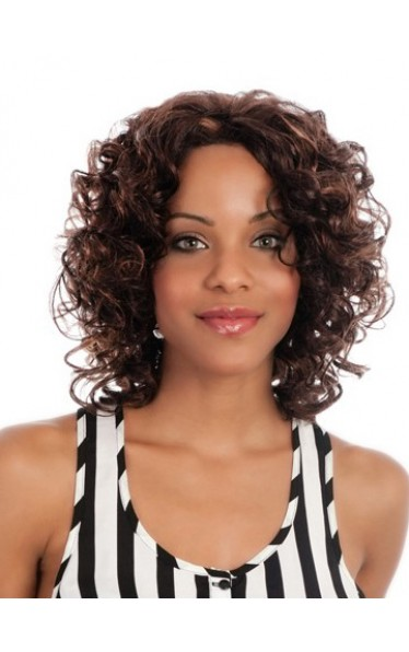 Full Body Style Synthetic Lace Front Wig