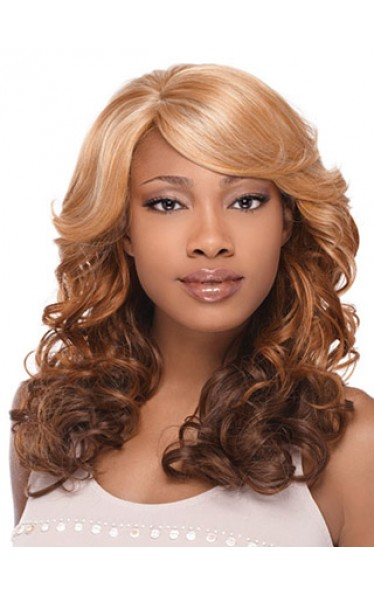 Synthetic Eepress Edge Lace Front Wig