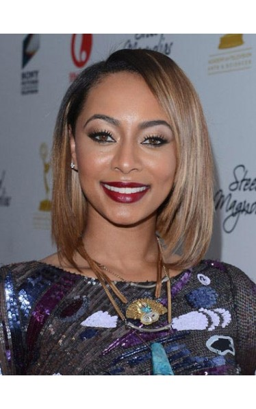 Amazing Short Straight African American Full Lace Wigs for Women
