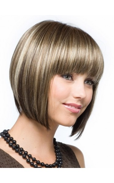 Classic Bob Cut Synthetic Wig
