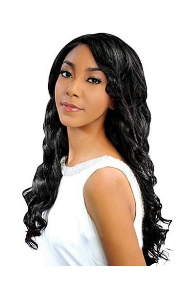 Long Wavy Capless Wig