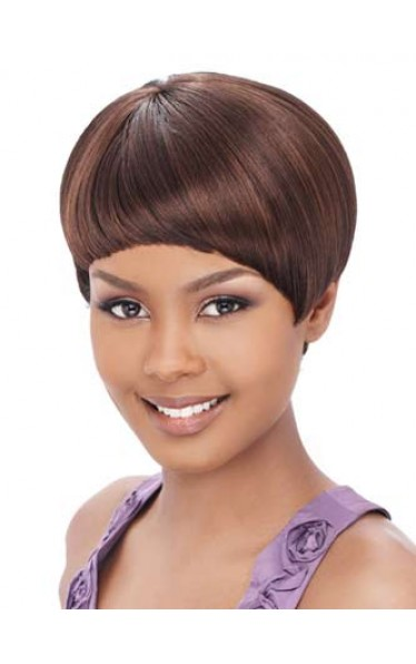 Lovely Smart Straight Short Wig
