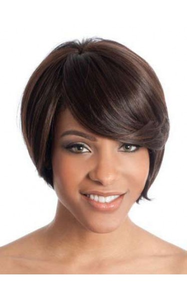 Natural Beauty Straight Capless Wig