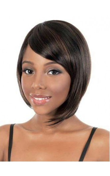 Youthful Lace Front Straight Wig