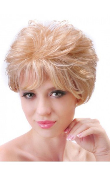 2014 Popular New Arrivals Capless Synthetic Wig