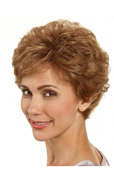 Synthetic Capless 2014 New Style Wig