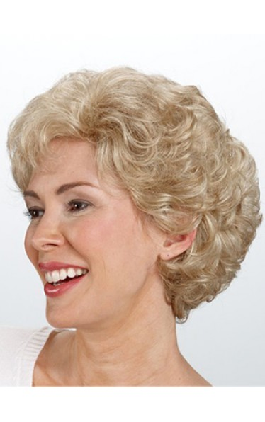 2014 Fashion Curly Capless Wig