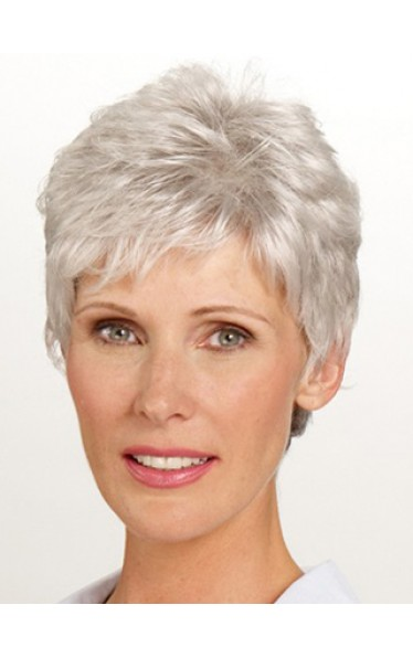 Wavy Synthetic Short Wig