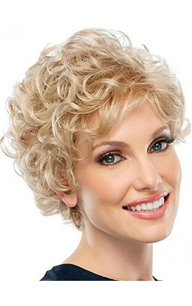 Hot Sale Synthetic Short Wig