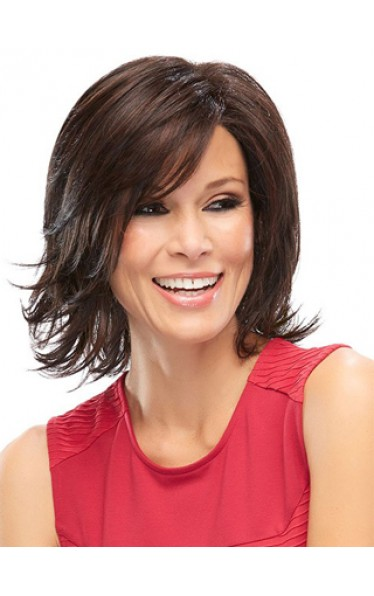 Short Basic Cut Curly Lace Front Wig