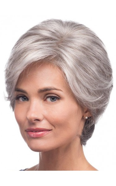 Short Chic Capless Easy-To-Wear Pixie Style Wig