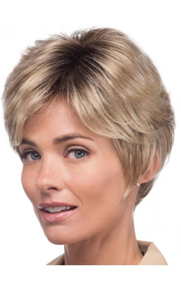 Short Hair Fashion Trend Synthetic Wig