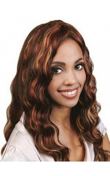 Deep Wavy Remy Human Hair Full Lace Wig