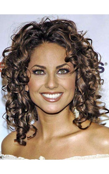 Tidy Barbara Mori Hairstyle Lace Front Wigs