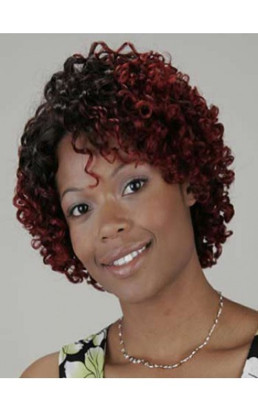 Loose Spiral Curls Lace Wig