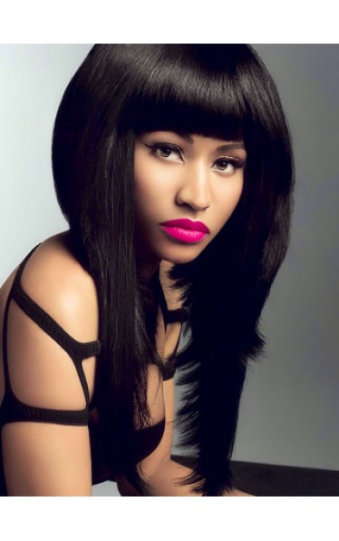 Nicki Minaj - Long Straight Wig