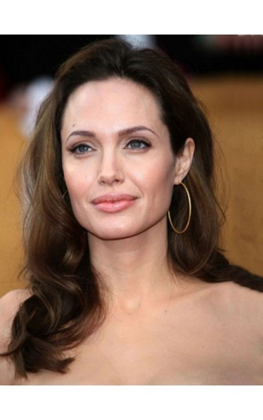 Angelina's Glamous Full Lace Human Hair Wig