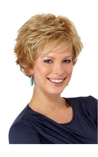 Advantage funky Synthetic Short Wig