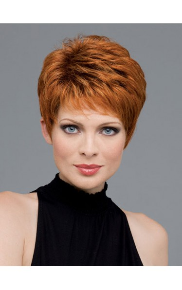Full Lace Synthetic Short Wig